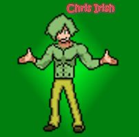 Chris Irish Official Profile Pic (S2) by ZutzuCrobat55