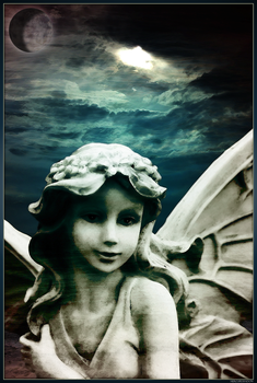 Angel Of Mine by MercuryShadow