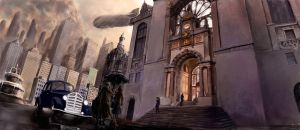 The Station by Silberius