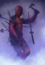 -- Deadpool 03 -- by yvanquinet