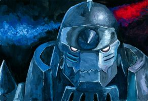 Alphonse Elric by Goldsturm