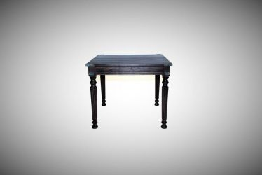 La Familia Traditional End Table by belakwood