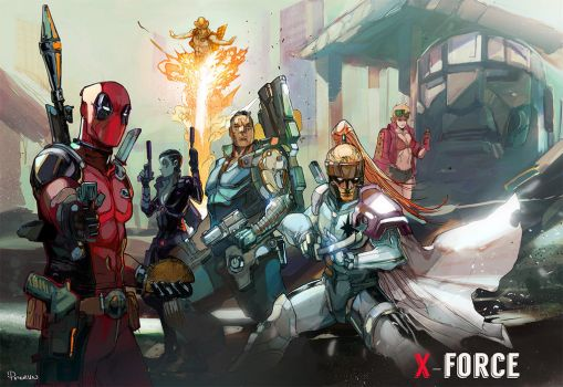 xforce by Peter-v-Nguyen