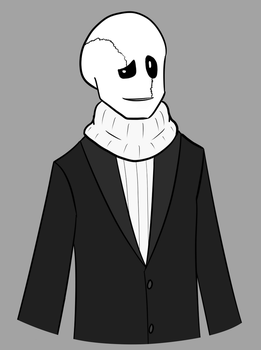 Gaster by thibaud76200