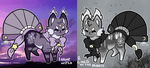 Fantsuneko Auction! - [guest artist adopts closed] by crystal-w1tch