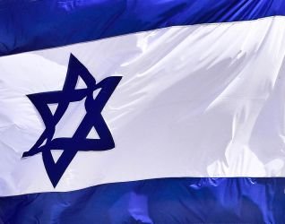 History of the Flag of Israel by Gilberto694277