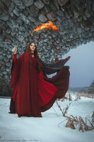 Melisandre - A Song of Ice and Fire by GreatQueenLina