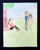 Jaime Lin - 11 years old by DH-Students-Gallery
