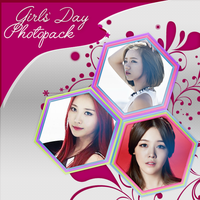 Girls' Day - Photopack by mayradias