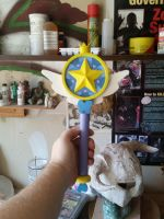 Princess Star Butterfly Wand by ZookaFX