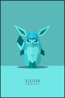 Glaceon : CDLXXI by WEAPONIX