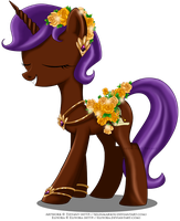 Commission - May Festival Eliyora by selinmarsou