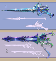 Weapon Adoption 34 CLOSED by Forged-Artifacts