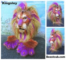 Kingsley by LilleahWest