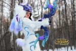 League Of Legends Cosplay - Kindred by Kirchos