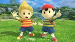 Ness and Lucas by alienskiller1