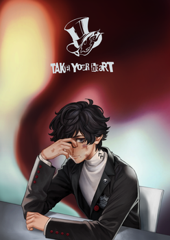 P5 - Take Your Heart by Fishiebug