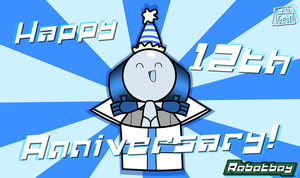 [Cartoon Network Character]Happy 12th Anniversary! by RapBattleEditor0510