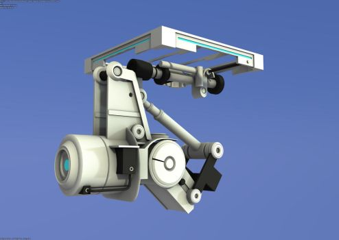 Aperture Science Lift Platform HD2 by HassonAssassin2
