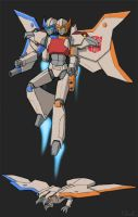 Autobots Azure and Ochre by GL-of-Cybertron