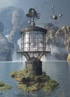 The Broken Orrery by PaulBourne