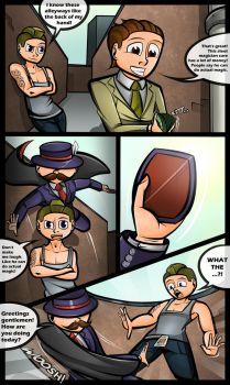 Deal among Thieves: page 2 by TGedNathan