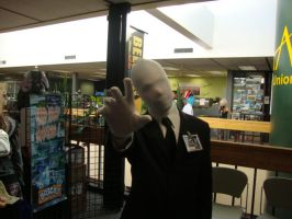 Slenderman Cosplay by 6SeaCat9