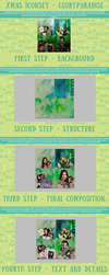 X M A S Iconset | Tutorial with Spanish Version! by gloryparadise