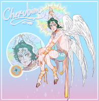 Cherubim Adopt Auction [CLOSED] by ViciousJay