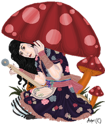 Oh Alice, dear where have you been? by Ashuri