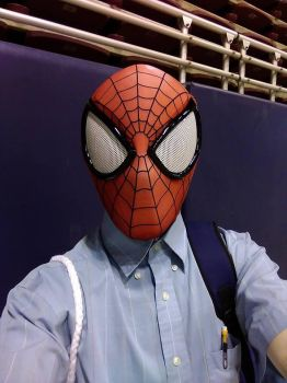 Peter Parker - Cosplay by HulktySSJ2