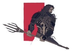 Aquaman by Pulvis