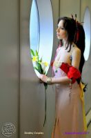 Aerith Cosplay - Amano Design by Sbabby