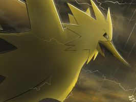 Pokemon: Zapdos