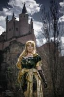 Castlevania Cosplay by Nebulaluben