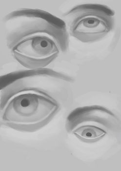 Eye study by Kemostaja