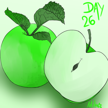 Day 26 by MikoMei