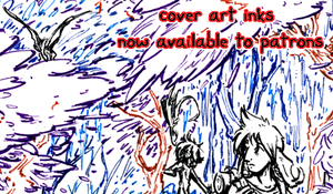 arc 13 cover inks are on patreon now by not-fun