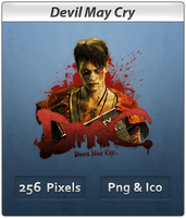 Devil May Cry - Icon by Crussong
