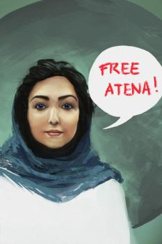 Free Atena! by sommerlied
