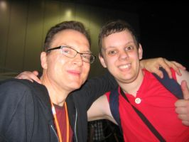 Expo May 2011 - Billy West by Pokelord-EX