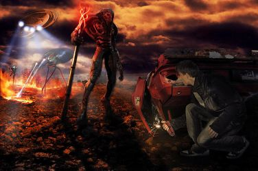 War of the worlds by AReYco