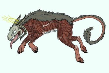 creature by Kweo