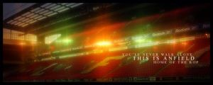 This is Anfield : Signature by kopites