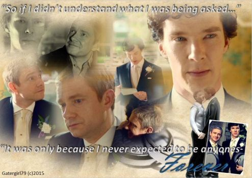 Sherlock - Never Expected by Gatergirl79