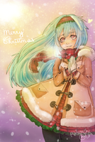 SS 2016: I'll Be Home for Christmas by rikise