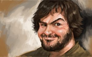 Jack Black by Naujack