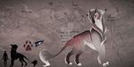 Species adopt. AUCTION. CLOSED/PENDING by BeeStarART