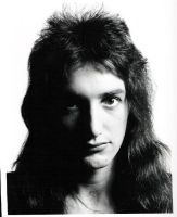John Deacon by Rocky-And-Roll69