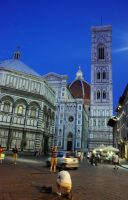 Florence Cathedral by cjkt87
